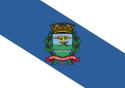 Bandeira da cidade de Ribeirão Preto - São Paulo